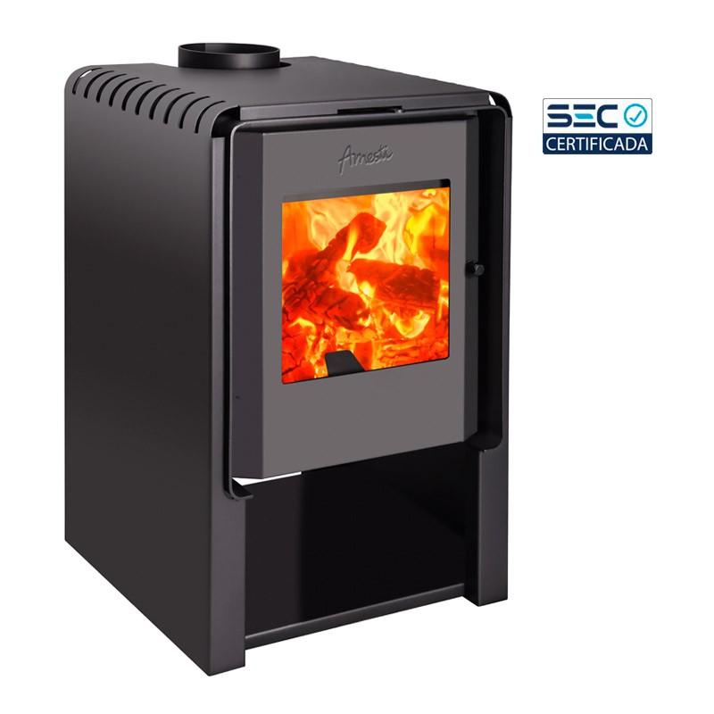 Calefacci n central a le a beneficios de utilizarla for Estufa lena calefaccion radiadores